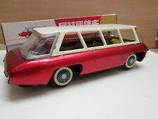 TIN TOYS  RED CINA  MF 131  AIRPORT LIMOUSINE  FRICTION