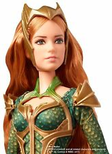 2017 DC Justice League MERA Wonder Woman Barbie ~BRAND NEW~