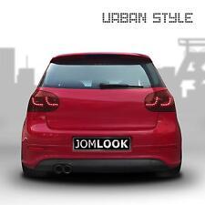 VW Golf 5 URBAN STYLE LED RÜCKLEUCHTEN RÜCKLICHTER ROT CHERRY INCL. LED BLINKER