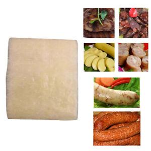 1m*75mm Edible Sausage Casings skins Packaging Pork Intestine Sausage Tubes _TM
