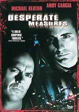 Desperate Measures (DVD, 1998,) RARE OOP GREAT THRILLER BRAND NEW