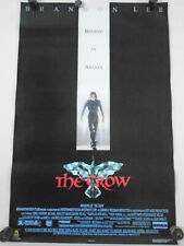 """The Crow - Orig. vintage Poster / Brandon Lee  #1047 / Exc.new cond./ 22 x 32"""""""