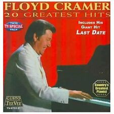 "FLOYD CRAMER, CD ""20 GREATEST HITS""  NEW SEALED"