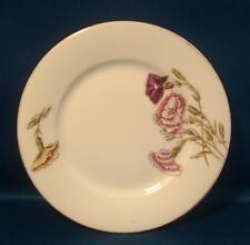 Antique 19th c. Victoria Carlsbad Austria Porcelain Plate Art Nouveau Carnations