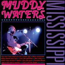 MUDDY WATERS -  MISSISSIPPI cleo CL 0014983  LP 1984 NL
