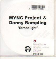 (268K) MYNC Project & Danny Rampling, Strobelight DJ CD