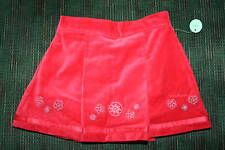 RED SKIRT for CHRISTMAS by OSH KOSH 18 MOS. **NWT**