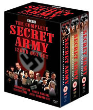 Secret Army The Complete Series FREE FEDEX NEXT DAY UK
