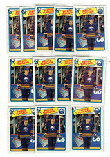 1X PIERRE TURGEON 1988 89 Topps #194 Rookie RC NMMT Buffalo Sabres Lots Availabl