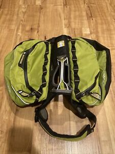 Ruffwear Approach Dog Gear Pack with Dual Saddlebags and Handle backpack