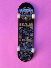 Rare Tech Deck  Fingerboard Bam Margera Element  Jackass