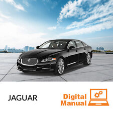 Jaguar - Service and Repair Manual 30 Day Online Access