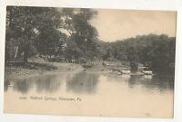 Helfrich Springs ALLENTOWN PA Vintage Pennsylvania Postcard