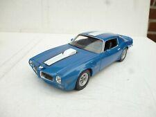 Pontiac Firebird Trans Am, blau, 1972 - 1:18 WELLY NO BOX