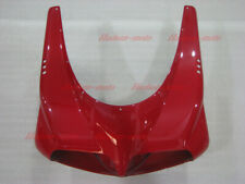 Front Nose Cowl Upper Fairing For DUCATI 748 916 996 998 1997-2004 All Red