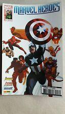 MARVEL HEROES ,Marvel France ,panini Comics ,état neuf ,numéro = 17