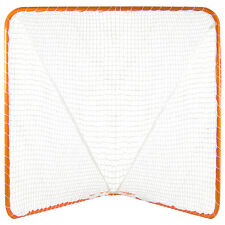 6' X 6' Official Size Orange Lacrosse Goal Sports Outdoor Game
