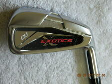 Tour Edge Exotics CU (6 IRON ONLY) RIGHT HANDED KBS Tour 90 REGULAR Flex