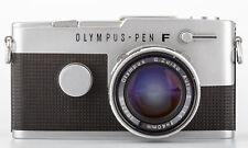 Olympus Pen-FT mit 40mm 1,4 Auto-S  SHP 61999
