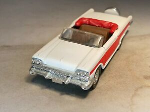 1959 Ford Fairlane Skyliner Convertible 1/43 Scale