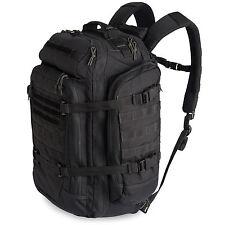 First Tactical especialista seguridad policial de 3 Día Mochila EDC Pack Negro