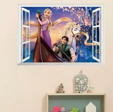 Wall Stickers large window I DISNEY FROZEN decal Removable Home Decor Kids baby