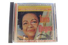 Los Grandes Exitos by Tona La Negra (1985) CD-BMG