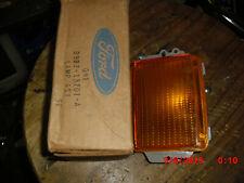 1979 FORD FAIRMONT NOS Parking Lamp Assy-Driver's Side D9BZ-13201-A