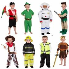 Polyester Complete Outfit Costumes for Boys Occupations