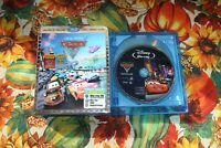 CARS 2 - DISNEY - 3-D BLURAY, BLURAY BONUS DISC & DVD- 3D SLIPCOVER - NO BLURAY!
