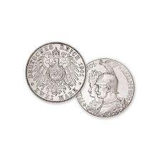 Vorzügliche 2 Mark Silbermünzen aus dem Deutschen Kaiserreich