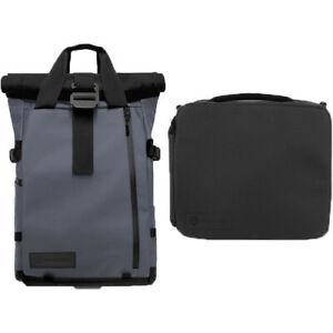 WANDRD PRVKE 31 Photo Bundle Backpack (Aegean Blue)