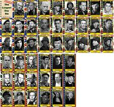 The Longest Day movie Trading cards John Wayne Richard Burton D Day D-Day