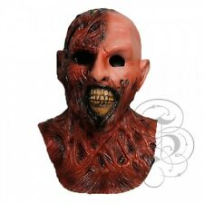 Halloween Latex Autopsy Zombie Skull with Chest Horror Dress Costume Party Masks