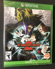 My Hero One's Justice 2 (XBOX ONE) NEW