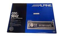LOTUS ELISE EXIGE S2 ALPINE RADIO A121M6017F HEAD UNIT CD AM FM NEW