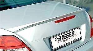 Rieger OEM R171 SLK 2005-2011 Rear Wing Spoiler Brand New