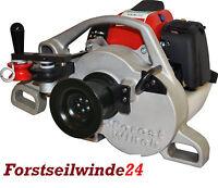 Spillwinde Forstseilwinde DOCMA VF80 Bolt /1630 kg umgelenkt inkl. 50m Seil !