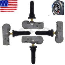 4pcs Tire Pressure Sensors TPMS 433MHZ For Dodge Challenger Charger Durango