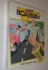 Factory Skate Boardin Game for Atari 2600 USA NTSC P41