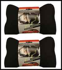 2 PCS Car Auto Seat Head Neck Rest Cushion Headrest Pillow Pad Support Travel