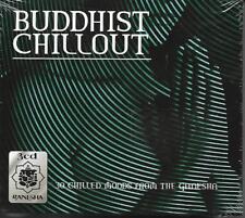 3 CD Idukala & Waman,Abhay Yamuna,Gagan Padmajai,Yash T `Buddhist Chillout` Neu