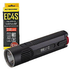 NITECORE EC4S CREE XHP50 LED Die-Cast Flashlight 2150 Lumens