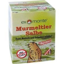 MURMELTIERSALBE ohne Paraffine 100 ml