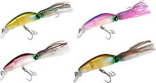 Yo-Zuri Hydro Squirt Floating Deep Diving Hard Bait Squid Imitator - 4 colors