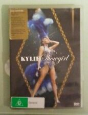 kylie minogue  KYLIE SHOWGIRL  DVD includes insert