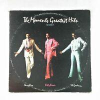 MOMENTS Greatest Hits 2ST1033 UK Flag Dbl LP Vinyl VG+nr++ Cvr VG nr+ GF STANG