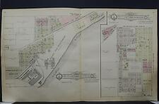 Illinois, La Salle County Map, 1929, City of Ottawa, Two Double Pages