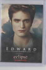 THE TWILIGHT SAGA ECLIPSE TRADING CARD Robert Pattinson as Edward #83