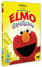 Adventures of Elmo in Grouchland  (DVD) (2012) Vanessa Williams